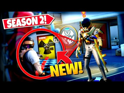 *NEW* SECRET BOSS MIDAS DOOMSDAY SUIT *FOUND* IN-GAME IN FORTNITE! (Battle Royale)