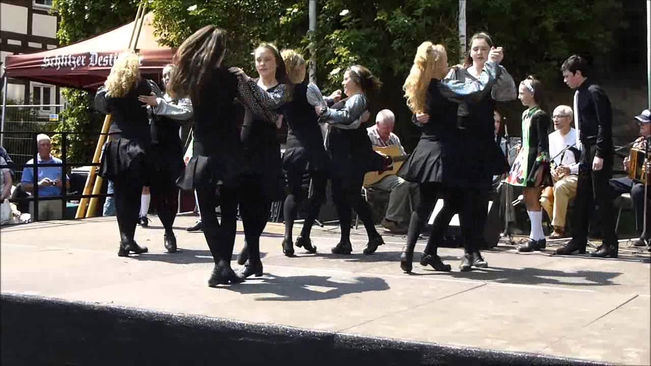 danse irlandaise 2013 - YouTube