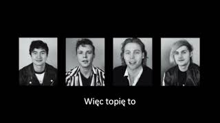 5 Seconds Of Summer - Ghost of you (tłumaczenie)