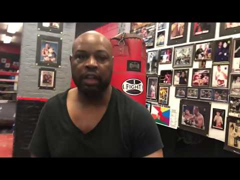 3 Basic every fighter should have-Aaron Davis