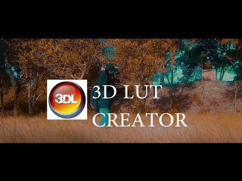 3d lut creator кряк