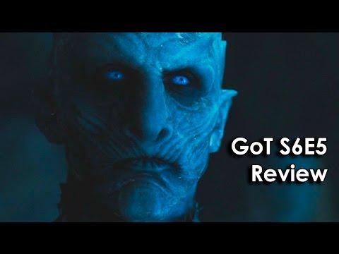 Ozzy Man Reviews: Game Of Thrones - Season 6 Episode 5
