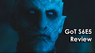 Ozzy Man Reviews: Game of Thrones - Season 6 Episode 5