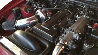 My 1994 Supra Turbo Overview & Start Up