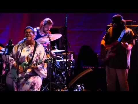 """Guess Who"" Alabama Shakes@Mann Center Philadelphia 9/17/15 Sound & Color Tour"
