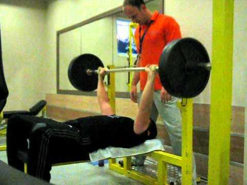 Atlas gym Belgrade Bench Press!!!