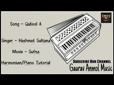 How To Play Qubool A Sufna Movie By Hashmat Sultana // Gaurav Anmol Music // Tutorial // 2020