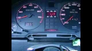 Калібрування БК Audi 80