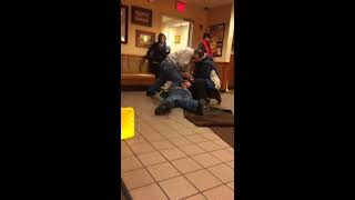 Racist cops abuse authority