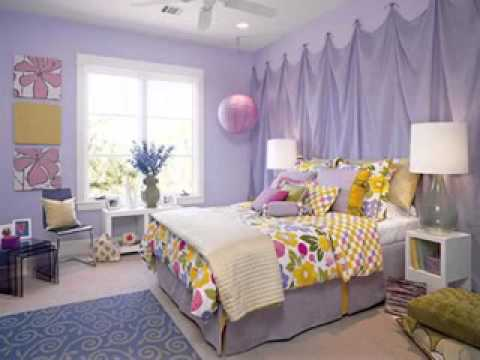 easy diy purple room decorations ideas