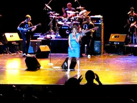 Ledisi LIVE in Dallas - In the Morning