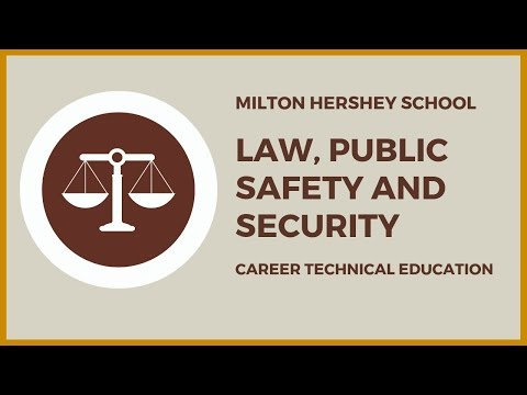 Career and Technical Education: Law, Public Safety and Security