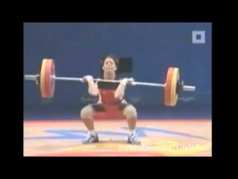 Olympic weight lifter Fail || WOF
