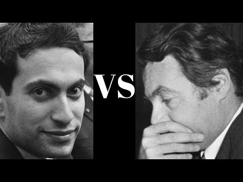 One of Mikhail Tal's most amazing Agile Queen imbalanced material games - vs Panno - 1958