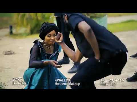 Download Adam A. Zango X Asiya Chairlady - So kaddarar zuciya (official Video)
