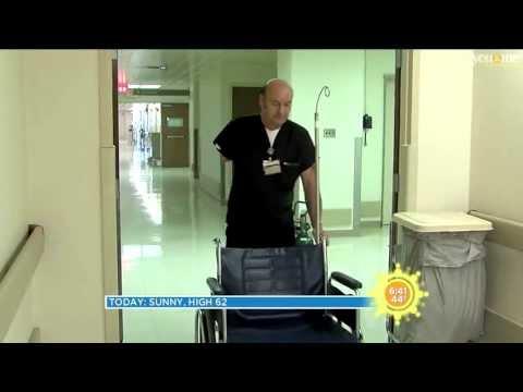 I Love My Job: Patient Transporter