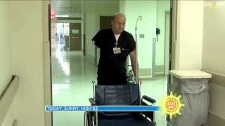 I Love My Job: Patient Transporter