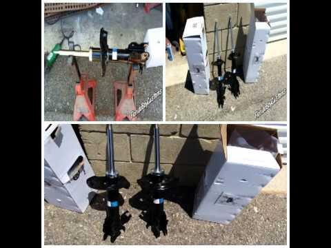 Extending Struts For Nissan Maxima Lift Kit 24's D