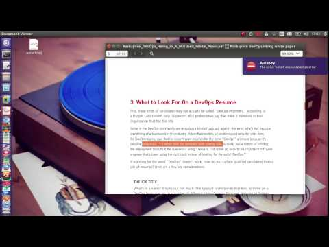 How To Take Notes From Pdf And Webpage On Ubuntu