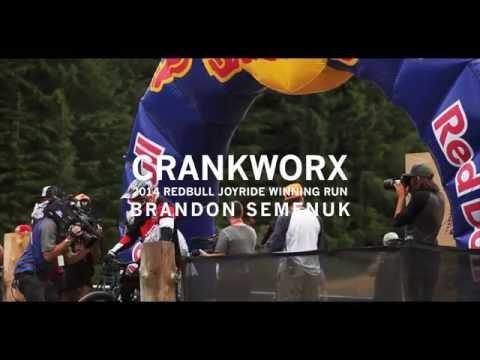 Brandon Semenuk's 2014 Red Bull Joyride Winning Run