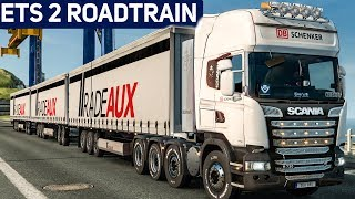 Euro Truck Simulator 2 / Способ заработка с самого начала игры!