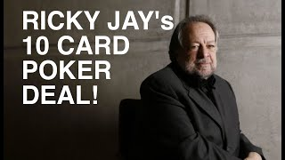 Ricky Jay and the Ten Card Poker Deal