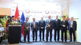 Khai mạc Triển lãm Công nghiệp quốc tế Việt - Nga lần thứ 2