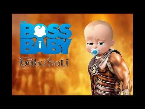 Jio Re Bahubali Baby Boss VERSION-VERY FUNNY VIDEO