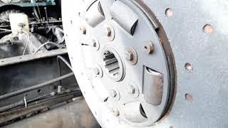 Как верно установить диски сцепление ямз краз камаз маз