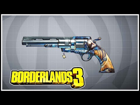 The Companion Borderlands 3 Legendary Showcase
