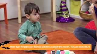 Kinedu | Baby Development: Halloween activities are here!