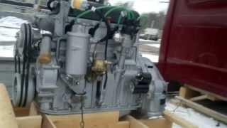 видео Двигатель 406: технические характеристики и отзывы. Описание двигателей семейства ЗМЗ-406