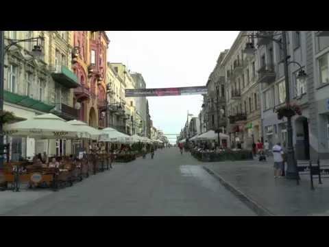 Citytrip: Łódź 2014