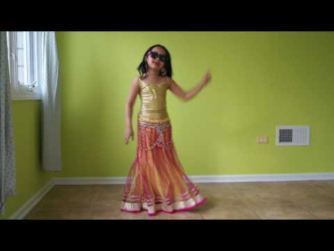 bollywood dance for kids kala chasma , best dance ever!