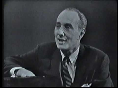 Arthur Schwartz remembers (1960)