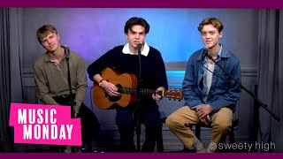 New Hope Club Performs 'Let Me Down Slow'