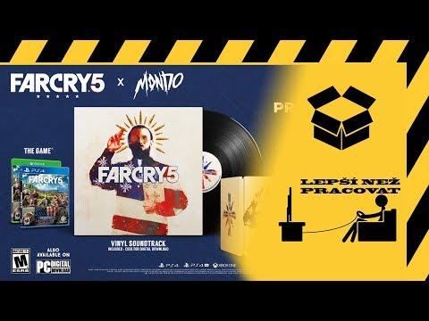 Český unboxing - Far Cry 5: Mondo Edition