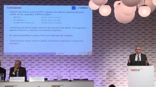 Results from the ENGOT-OV16/NOVA trial: efficacy and safety of niraparib in ovarian cancer