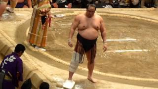 2013年1月26日(土)、平成25年初場所14日目に行ってきました! 取組は(...