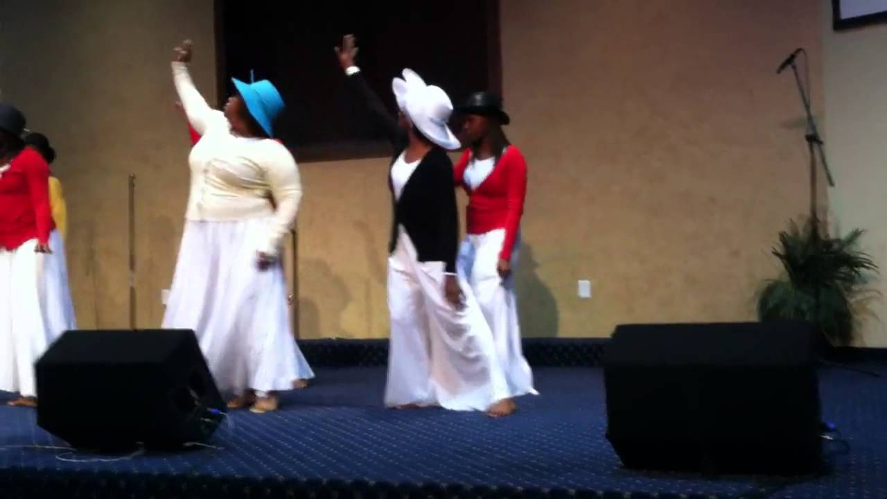 I Need A Little More Jesus By Erica Campbell Praise Dance -7092