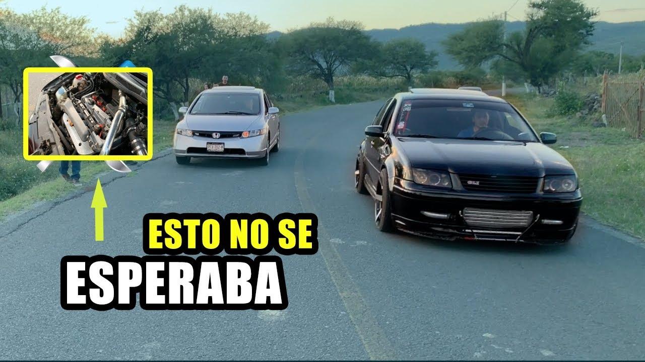 Download Civic SI vs Jetta MK4 1.8T  *SALE MAL*   SCORPION Cars