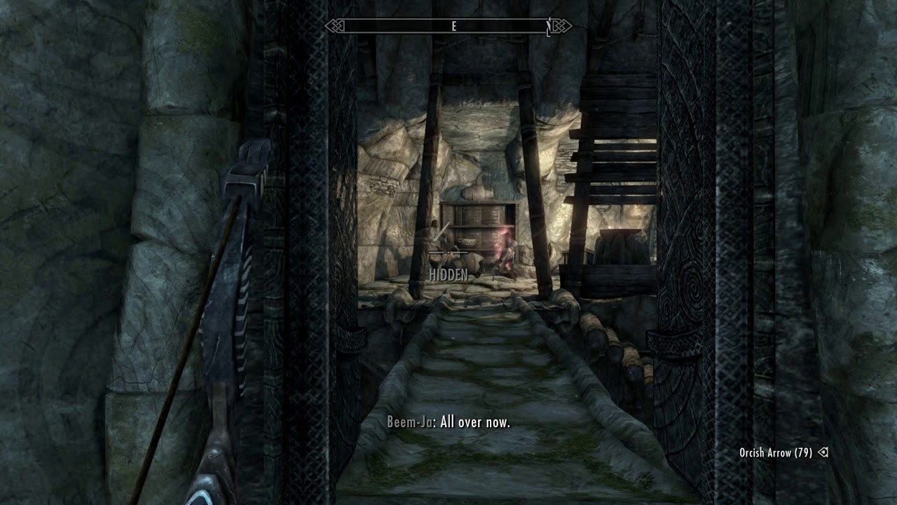 Skyrim Keyboard Fix
