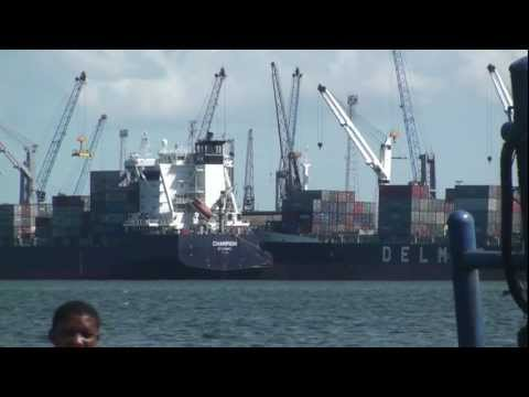 Dar es Salaam Marine Port