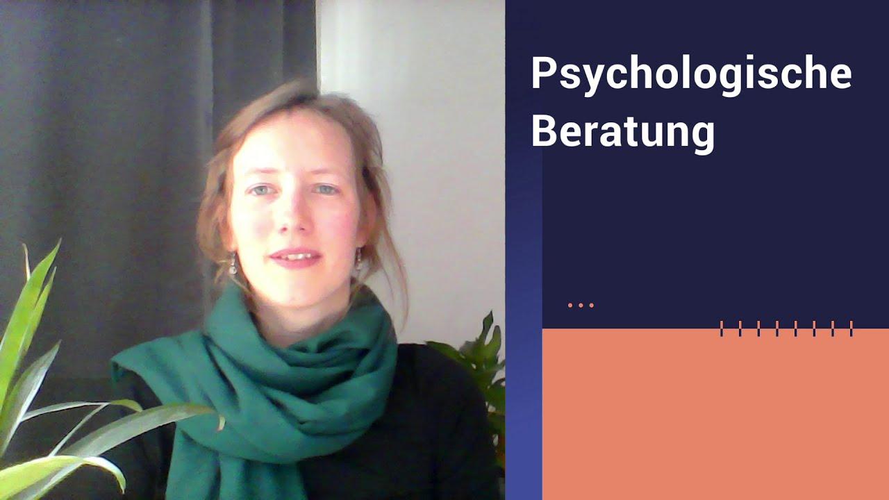 Psychologische Beratung Tu Berlin