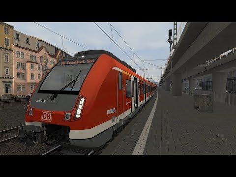 Train Simulator 2018 ET 430 S6 Friedberg → Frankfurt Süd (mit original Ansagen)