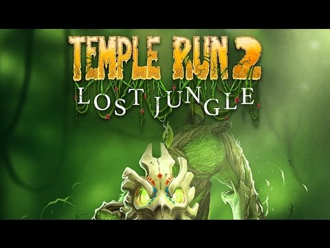 TEMPLE RUN 2 LOST JUNGLE Gameplay Android / iOS