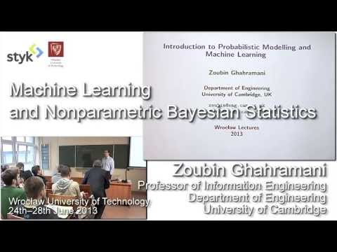 Lecture 1 (part 1): Introduction to Probabilistic Modelling and Machine Learning