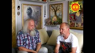 Мiръ.тв. Передача №33 Культура и искусство в жизни человека. Олег Черняев