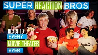SRB Reacts to Every Movie Theater Ever By Smosh
