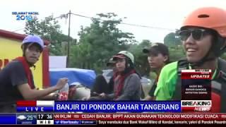 Download Pondok Bahar Permai Banjir, Warga Terisolasi